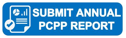 Submit Annual PCPP Report button