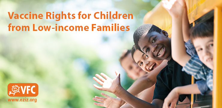 vaccinne rights for children from low income family